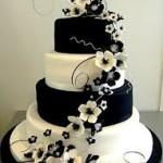 Rwanda Wedding Cake