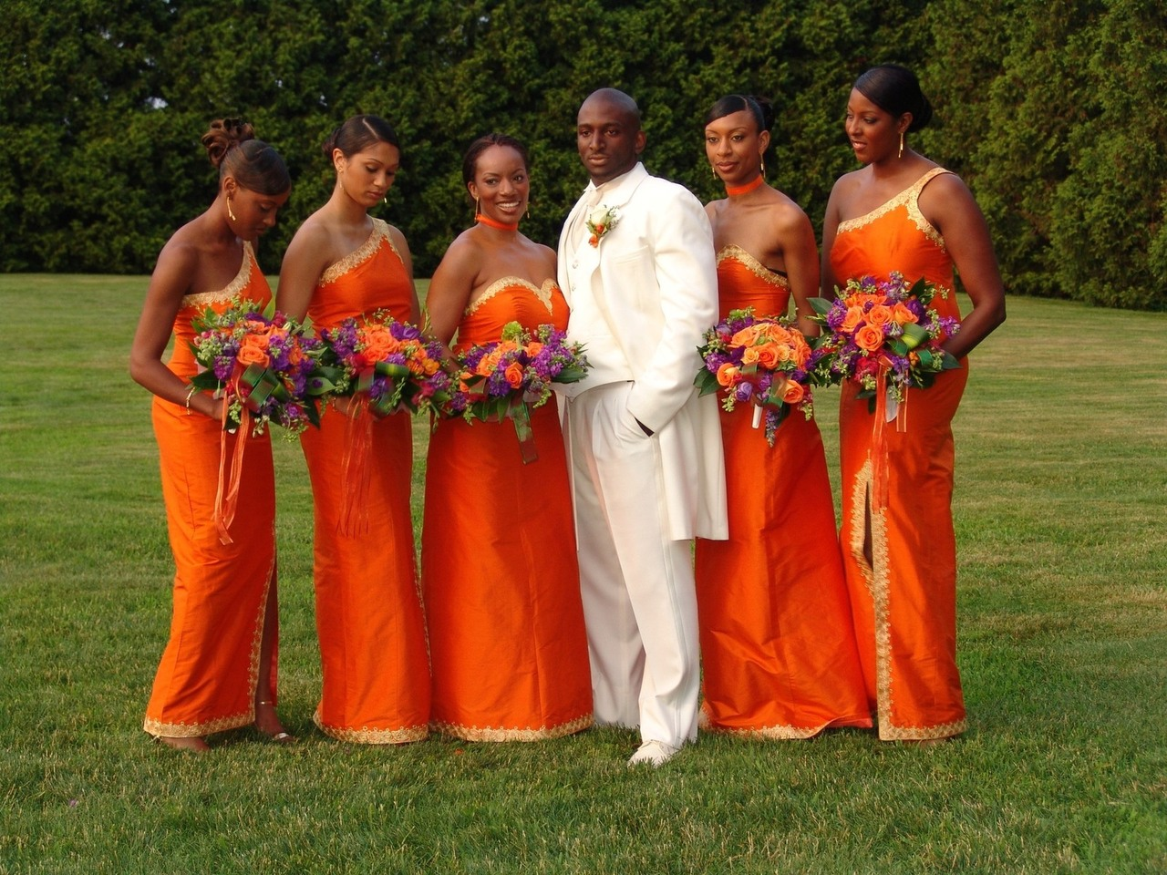 Ladies, How About An African-inspired Wedding? - Rwanda Wedding